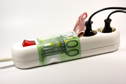 Stromsparen und Kosten für Energiewende senken