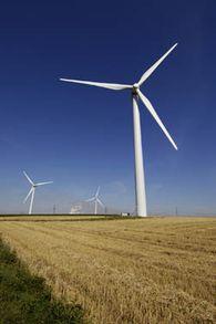Windpark Rödsand II eröffnet