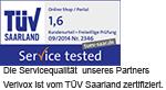 TÜV Siegel Rechner
